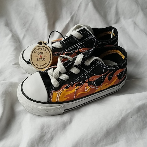 2df99af5566f Converse Other - NEW Converse One Star Allstars Shoes Toddler